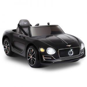 Kids Ride On Car Bentley Licensed EXP12 Electric 12V Black