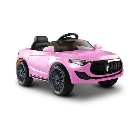 Maserati Kids Ride On Car -  Pink