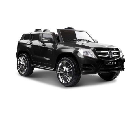 Mercedes ML450 Kids Ride On Replica Car - Black