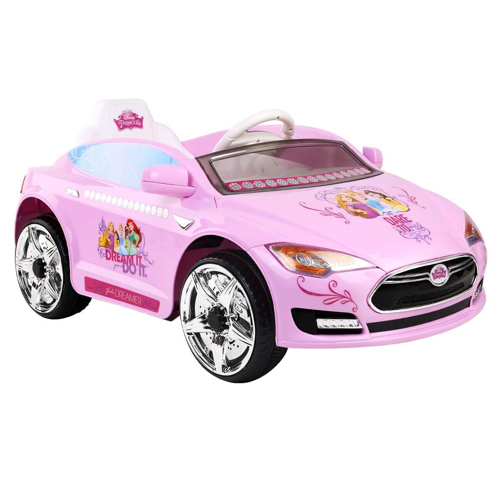 Disney Princess Ride On Car Pink Ride On Toys Kids