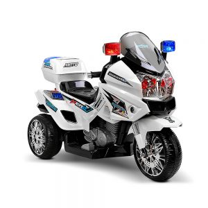 RCAR MBIKE POLICE WH 00 - Ride on Toys Kids