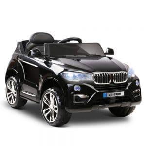 Kids Ride On Car BMW X5 Inspired Electric 12V Black