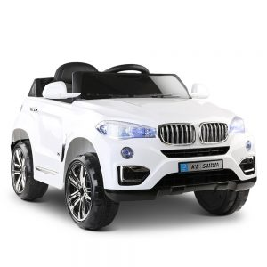 BMW x5 Replica Kids Ride On Car  - White