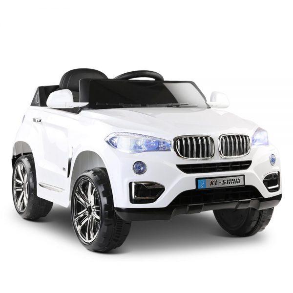 BMW x5 Replica Kids Ride On Car  - White