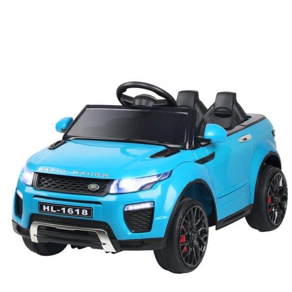 Range Rover Replica Kids Ride On Car  - Blue