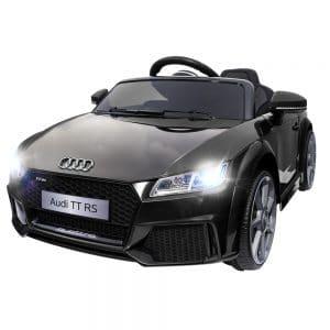 Kids Ride On Car Audi Licensed TT RS Black