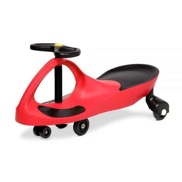 Keezi Kids Ride On Swing Car  - Red
