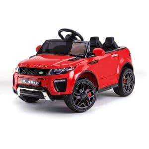 Limited Edition: Range Rover Inspired Kids Ride on Car - Red